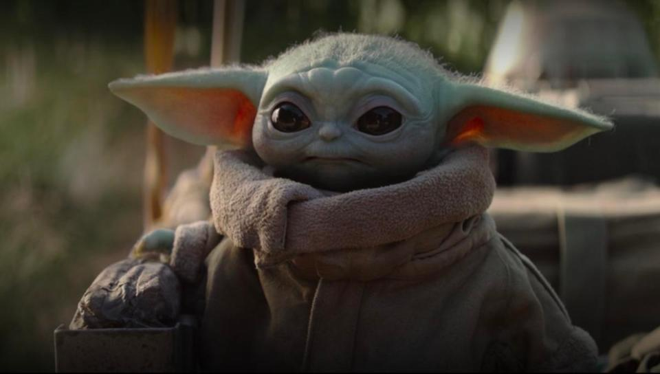 Πάρτε τα λεφτά μας: Έρχονται κουκλάκια και φιγούρες Baby Yoda! - Roxx.gr