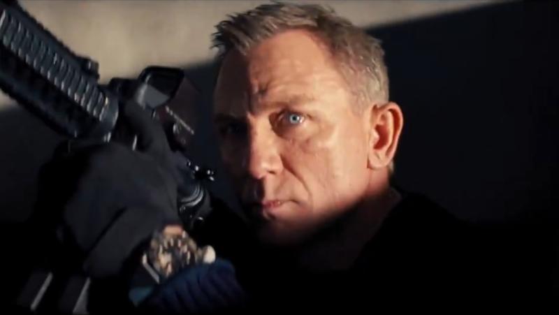 Χαμός στο πρώτο trailer για τη νέα ταινία του James Bond - Roxx.gr