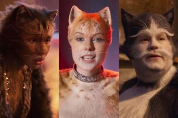 Δεν έχει ξαναγίνει αυτό που έκανε η Universal με το Cats ενώ παίζεται ήδη στους κινηματογράφους - Roxx.gr