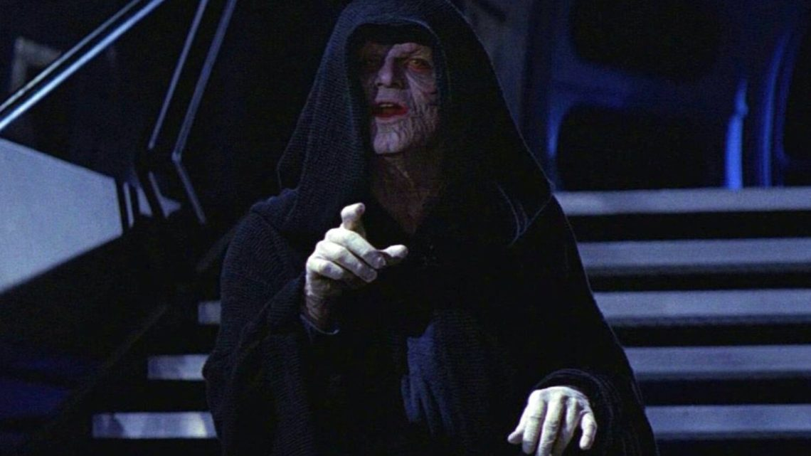 Emperor Palpatine: Ακούστε το απειλητικό μήνυμά του - Roxx.gr