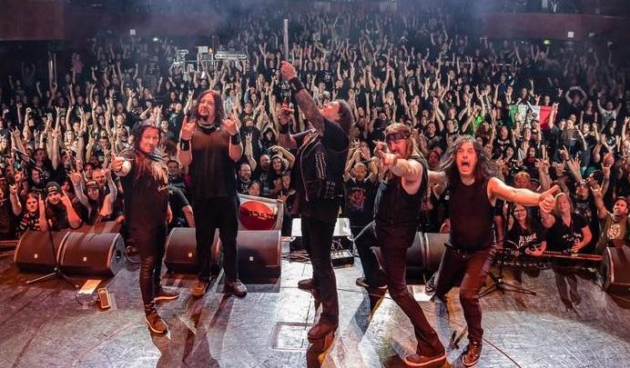 Με νέο άλμπουμ θα έρθουν στην Ελλάδα οι Testament - Roxx.gr