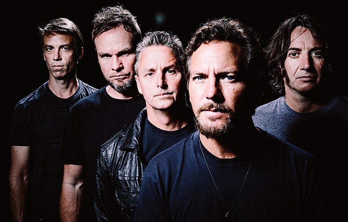 Ακούστε ολόκληρο το νέο άλμπουμ των Pearl Jam - Roxx.gr