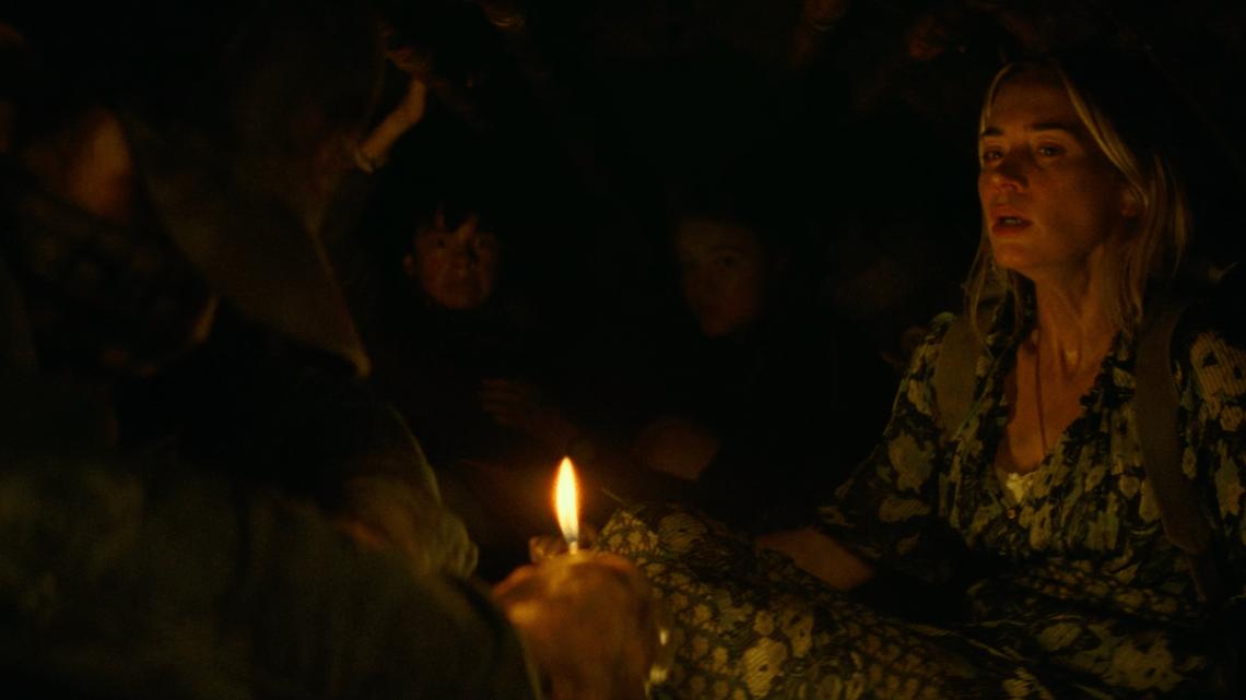 Στο trailer για το δεύτερο Quiet Place τα τέρατα δεν είναι ο μοναδικός κίνδυνος - Roxx.gr