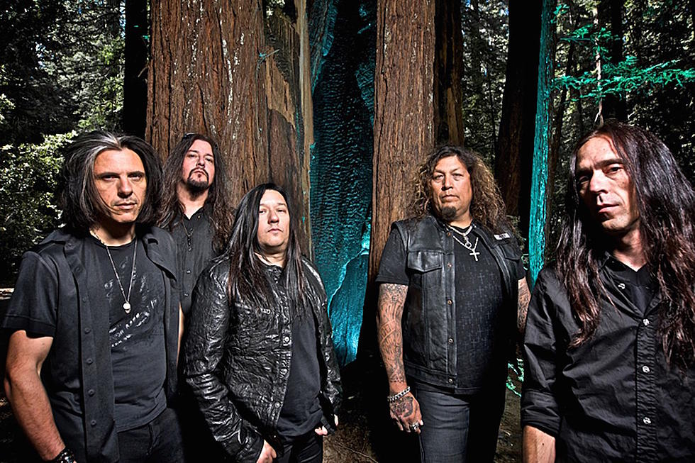Ακούστε το καταιγιστικό νέο τραγούδι των Testament - Roxx.gr