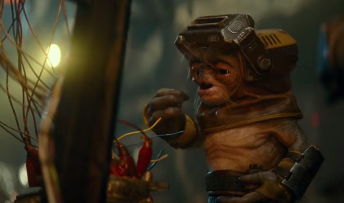 Αυτό είναι το επίσημο βίντεο με τον χαρακτήρα που έκλεψε την παράσταση στο Rise of Skywalker - Roxx.gr