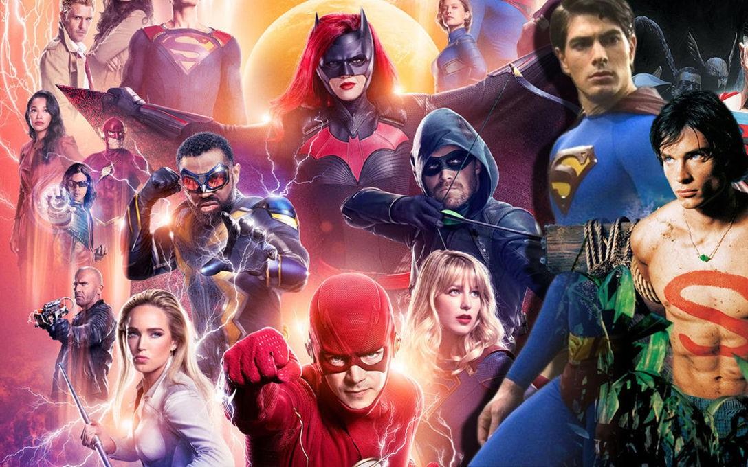 Τεράστια έκπληξη στο Crisis on Infinite Earths με εμφάνιση από το κινηματογραφικό σύμπαν της DC - Roxx.gr