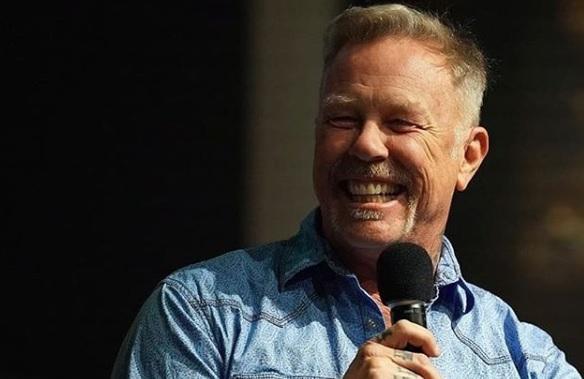 Ο James Hetfield επέστρεψε: Στα καλύτερα του μετά την αποτοξίνωση - Roxx.gr