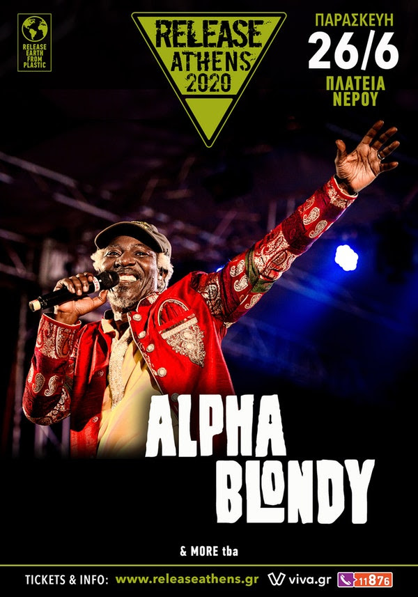 Alpha Blondy Release