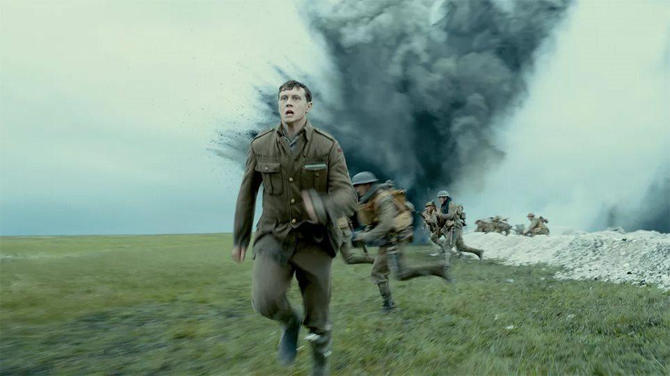 Σάρωσε στα BAFTA το «1917» λίγες ημέρες πριν τα όσκαρ - Roxx.gr