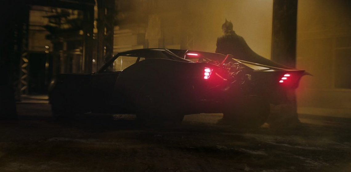 Αυτό είναι το νέο Batmobile! - Roxx.gr