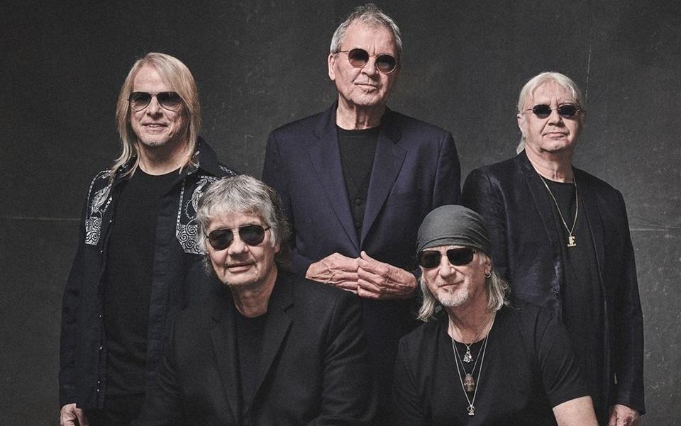 Deep Purple: Αυτό είναι το νέο τους τραγούδι - Roxx.gr
