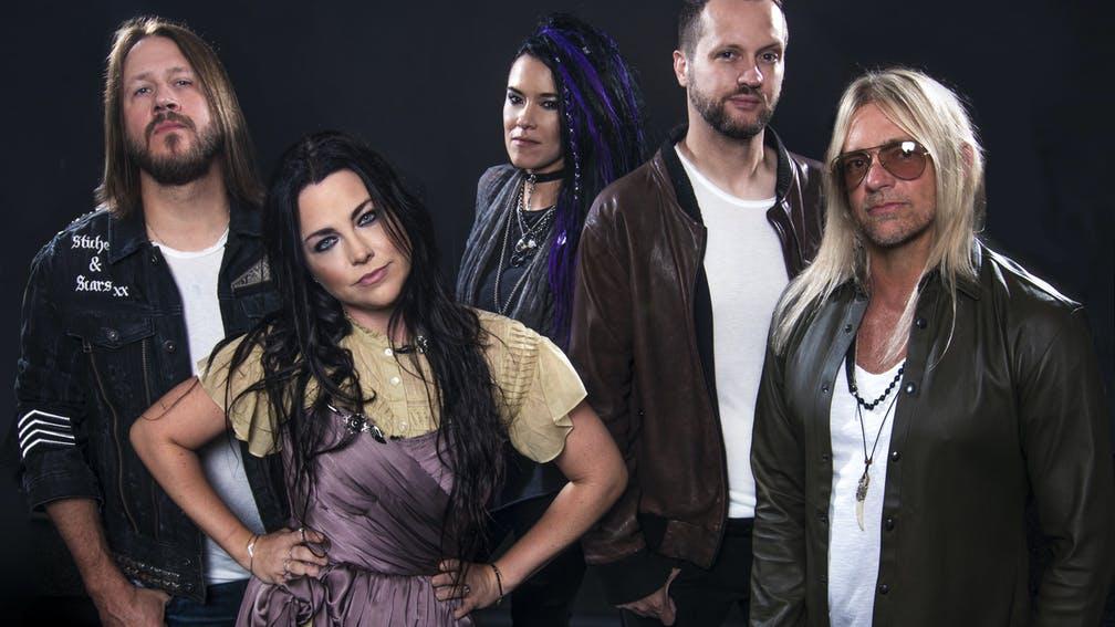Evanescence: Άλλο ένα νέο τραγούδι πριν την κυκλοφορία του άλμπουμ - Roxx.gr