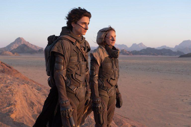 To Dune θα είναι τελικά δύο ταινίες! - Roxx.gr