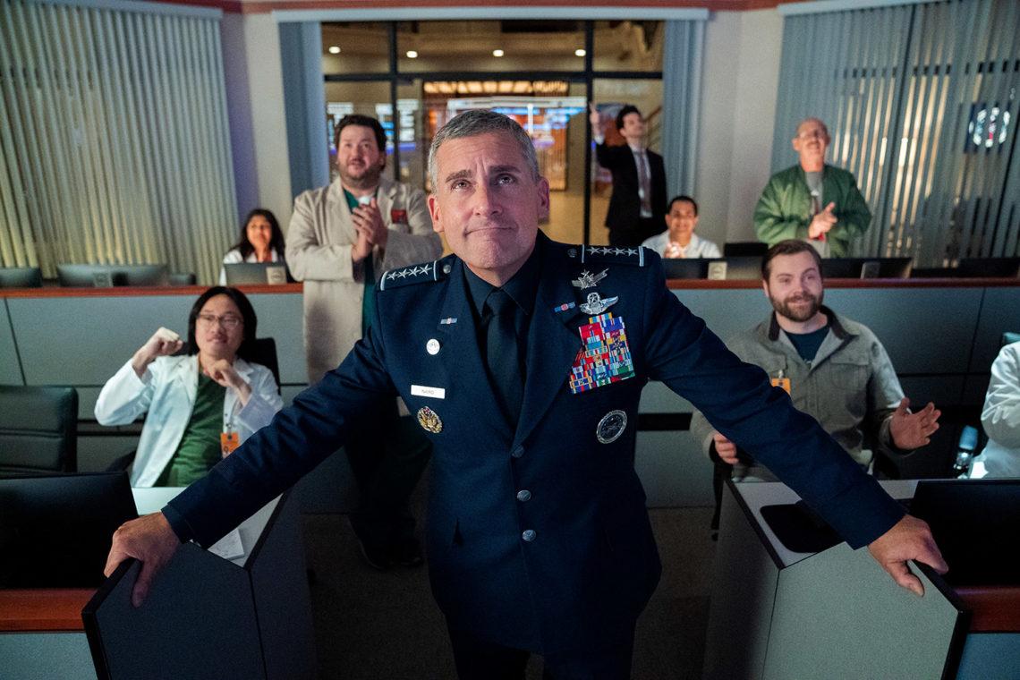 Space Force: Έρχεται στο Netflix και θυμίζει Office! - Roxx.gr