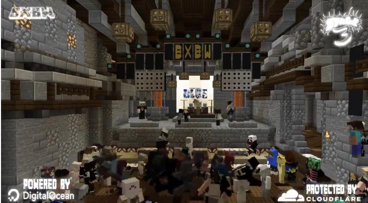 Έκαναν wall of death σε virtual συναυλία στο Minecraft - Roxx.gr