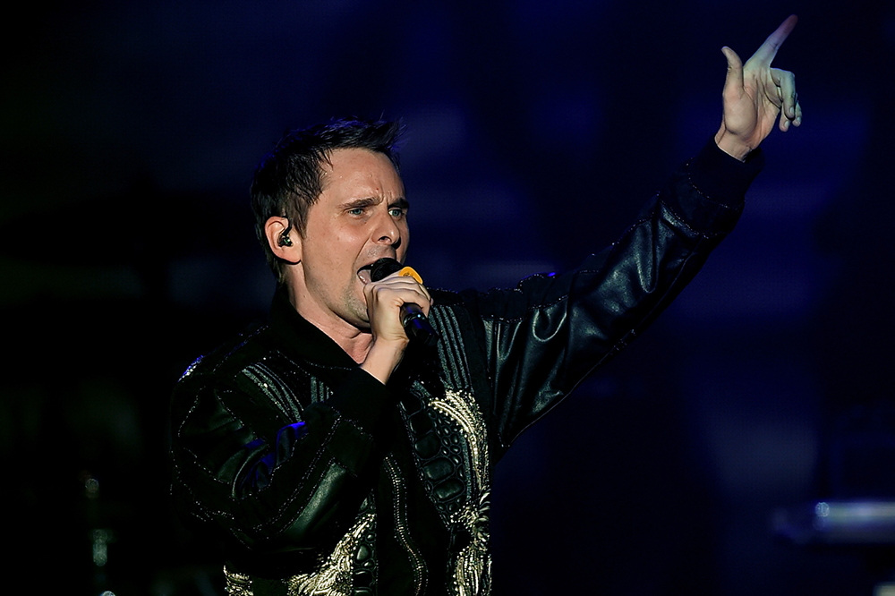 O Matt Bellamy των Muse έβγαλε νέο τραγούδι μόνος του! - Roxx.gr