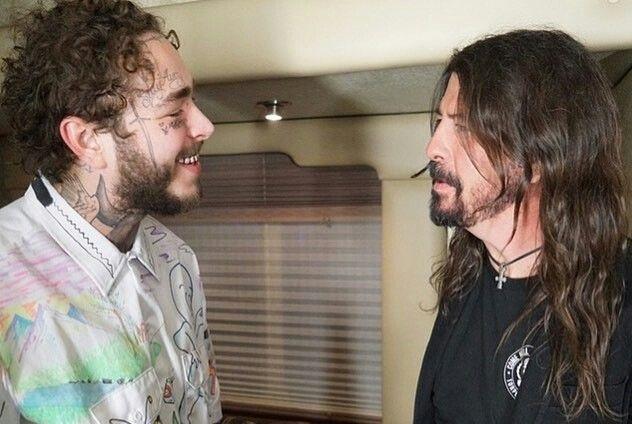 Dave Grohl για το tribute του Post Malone στους Nirvana: «Ήταν φανταστικό» - Roxx.gr