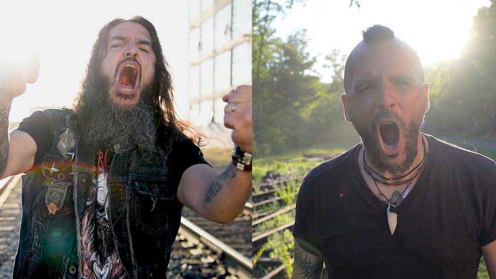 Νέο τραγούδι από Machine Head με τον τραγουδιστή των Killswitch Engage και επαναστατική διάθεση - Roxx.gr