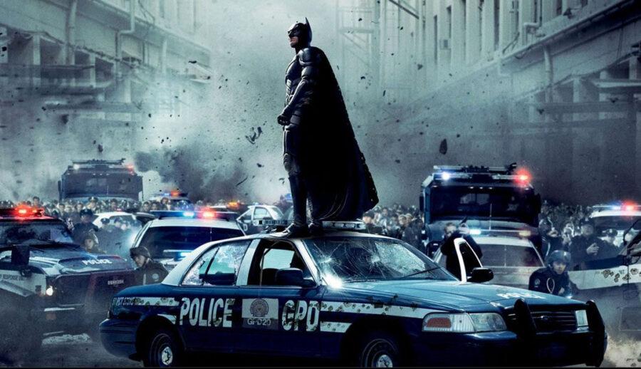 O Batman έκανε την εμφάνιση του στην εξέγερση των Η.Π.Α. - Roxx.gr