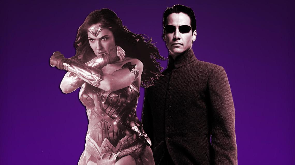 Μεταφέρθηκε ξανά η ταινία της Wonder Woman – Έναν χρόνο μετά το νέο Matrix! - Roxx.gr