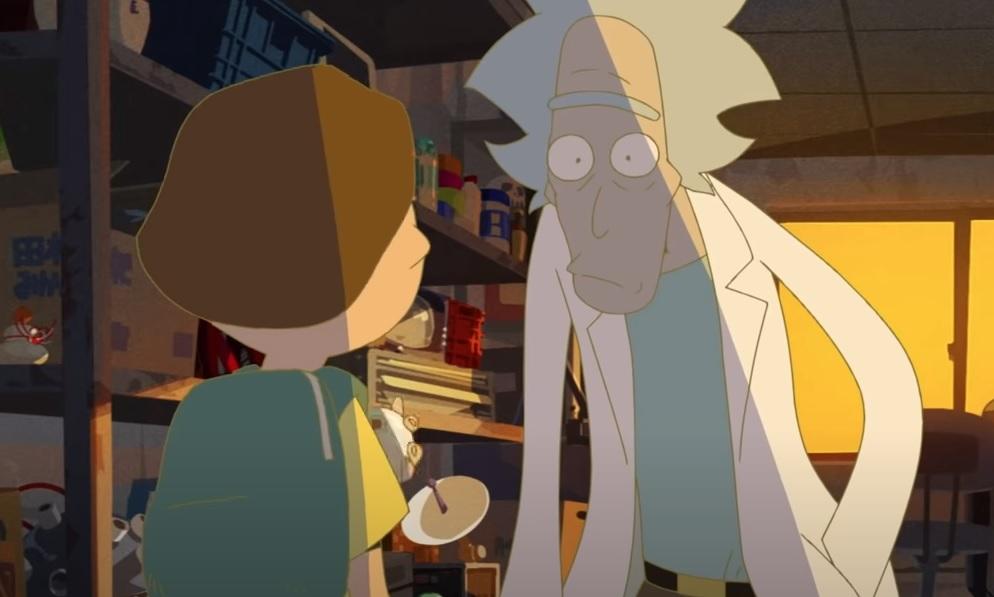 Rick and Morty: Φανταστικό anime επεισόδιο διαθέσιμο τώρα στο youtube - Roxx.gr