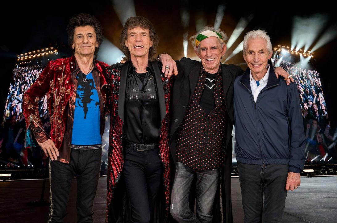 Rolling Stones: Ακούστε την ακυκλοφόρητη συνεργασία τους με τον Jimmy Page - Roxx.gr