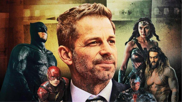Zack Snyder: «Προτιμώ να κάψω την ταινία της Justice League» - Roxx.gr