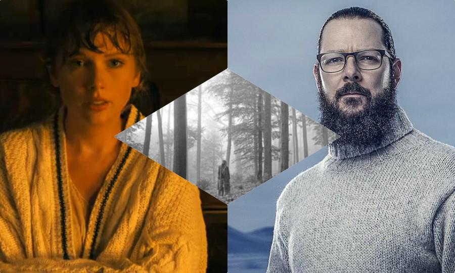 Μπηχτές στην Taylor Swift για το εξώφυλλο του νέου άλμπουμ της: «Μοιάζει με του Ihsahn» - Roxx.gr