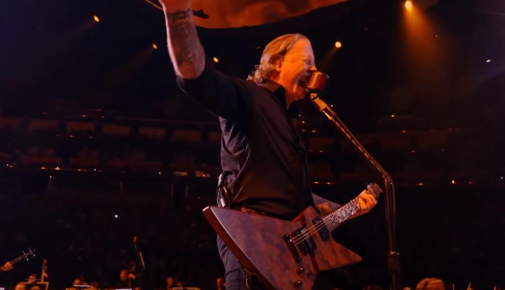 Αυτό είναι το… συμφωνικό Moth into Flame από τους Metallica - Roxx.gr