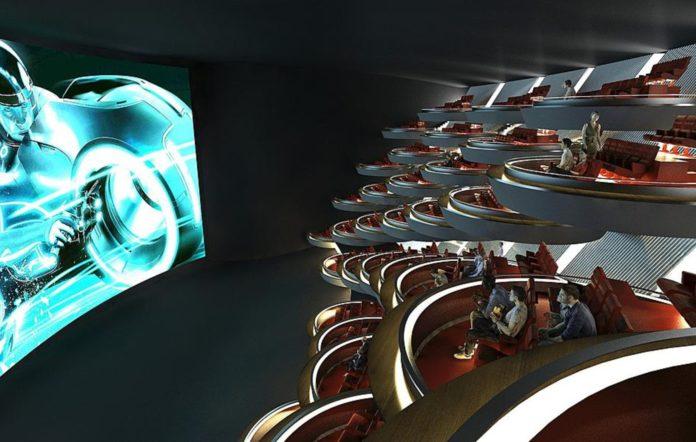 Βγαλμένο από το Star Wars το σχέδιο για νέο κινηματογράφο στο Παρίσι! - Roxx.gr
