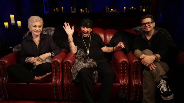Ozzy, Sharon και ο γιος τους σε νέα σειρά με… μεταφυσικά φαινόμενα! - Roxx.gr