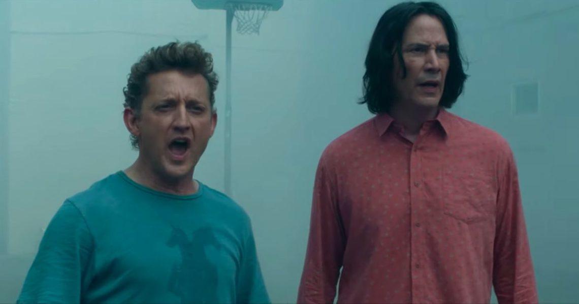 Bill & Ted: Ακούστε δύο κομματάρες από Mastodon και Lamb of God από το soundtrack - Roxx.gr