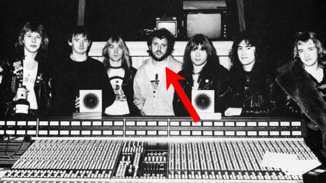 Πέθανε ο θρυλικός παραγωγός των Iron Maiden - Roxx.gr