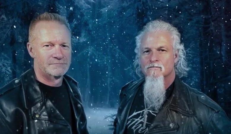 Schaffer/Barlow: Ξανά μαζί για Χριστουγεννιατικά τραγούδια και όχι μόνο - Roxx.gr