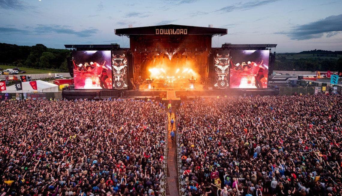 Πάνω από 70 μπάντες ανακοίνωσε για το 2022 το Download Festival - Roxx.gr