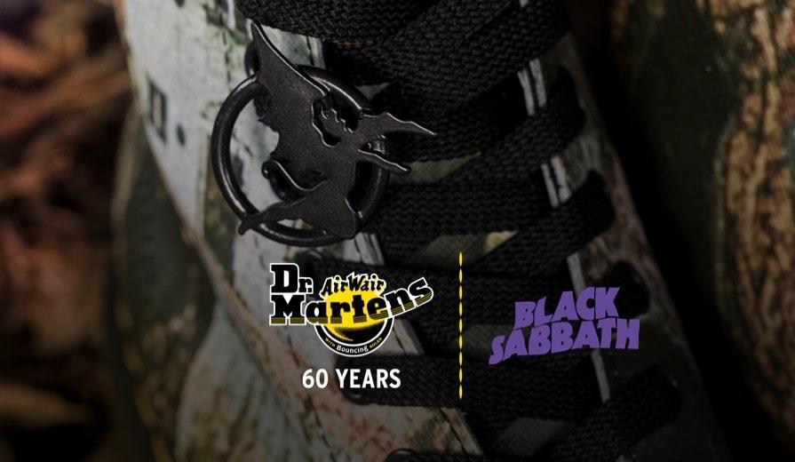 Συλλεκτικές Dr. Martens των Black Sabbath έρχονται τον Οκτώβριο - Roxx.gr