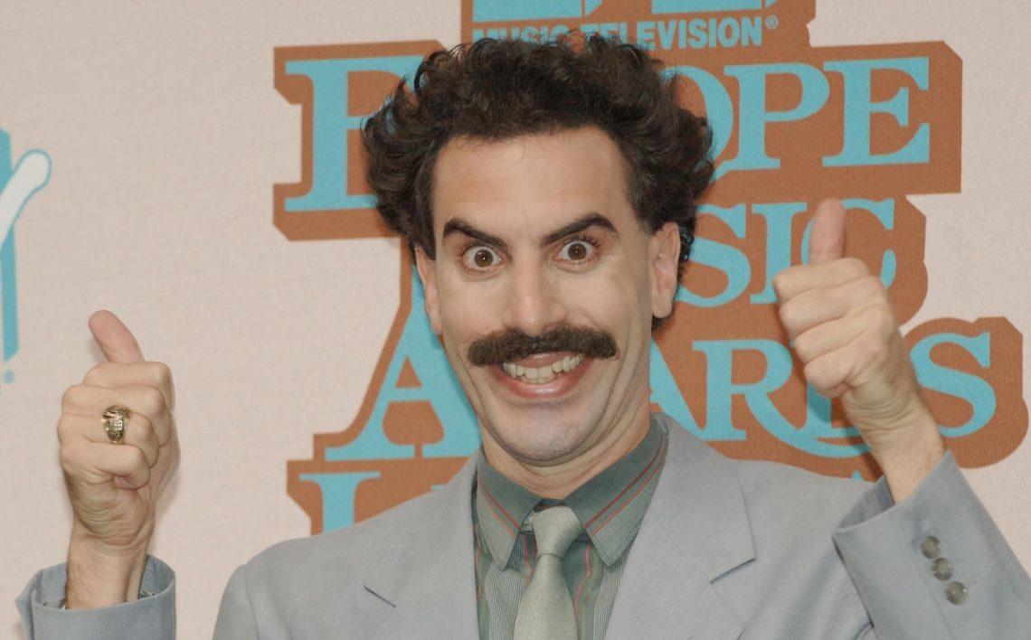 Borat: Στα ρεκόρ ο Γκίνες ο τίτλος της δεύτερης ταινίας! - Roxx.gr