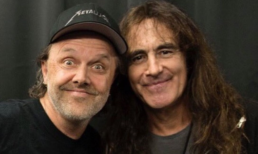 Ulrich: «Μεγαλύτερη επιρροή των Metallica οι Iron Maiden» - Roxx.gr