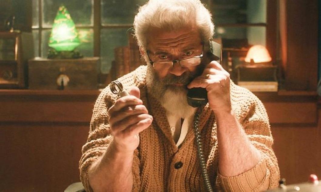 Ο Μελ Γκίμπσον είναι Άι Βασίλης-Ράμπο σε αυτή την εξωφρενική χριστουγεννιάτικη ταινία - Roxx.gr