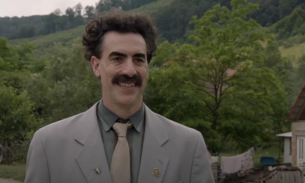 Borat: Το trailer για τη 2η ταινία είναι εξωφρενικό - Roxx.gr