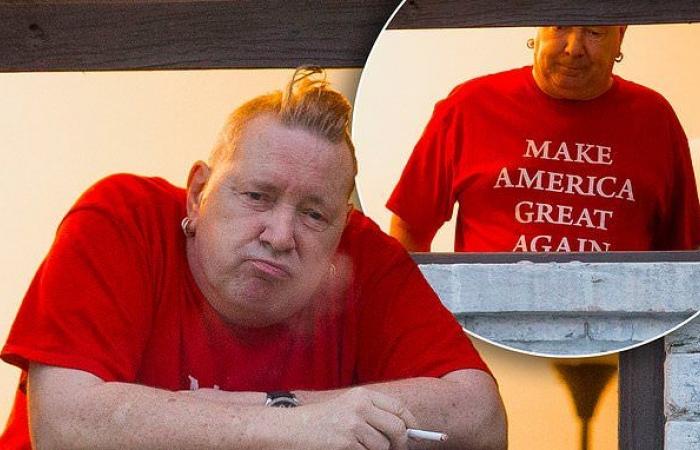 Ο τραγουδιστής των Sex Pistols θα ψηφίσει Ντόναλντ Τραμπ - Roxx.gr