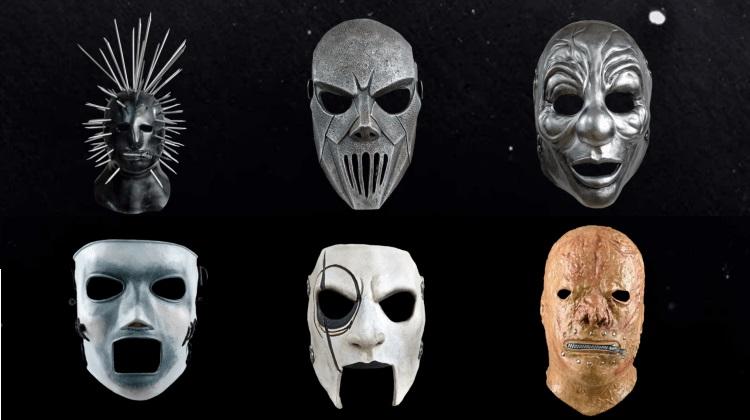 Σκάμε μύτη σε λεωφορεία και κλειστούς χώρους με επίσημες μάσκες Slipknot! - Roxx.gr