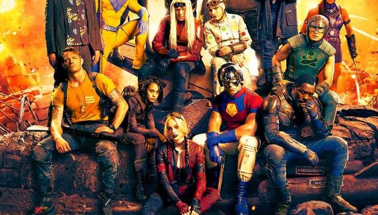 Αυτή είναι ολόκληρη η νέα Suicide Squad - Roxx.gr