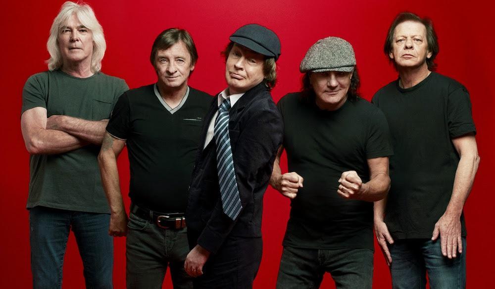 Γλέντι των AC/DC στο ελληνικό chart – Τρεις σερί εβδομάδες στην κορυφή! - Roxx.gr