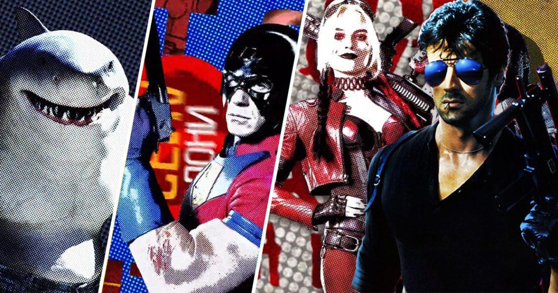 Και ο Σιλβεστερ Σταλόνε στο νέο Suicide Squad - Roxx.gr