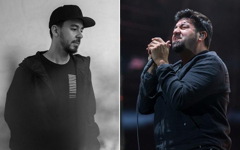 O Mike Shinoda μεταμορφώνει το Passenger των Deftones - Roxx.gr