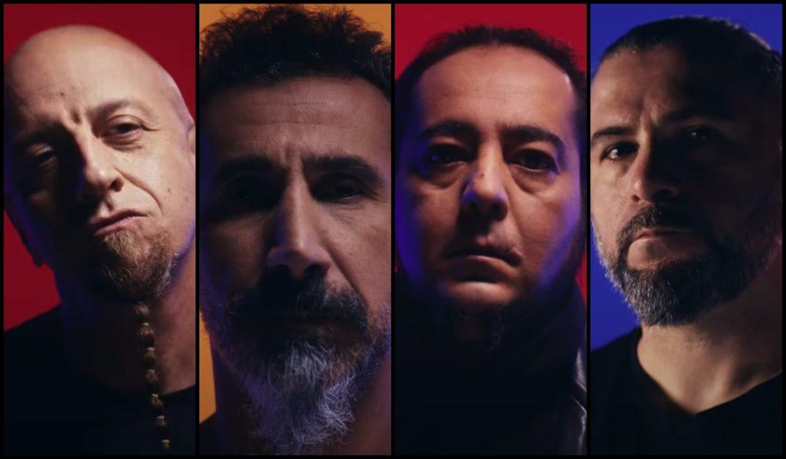 System of a Down: Έβγαλαν ξαφνικά δύο νέα τραγούδια - Roxx.gr
