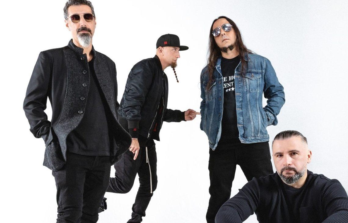 Daron Malakian: Τα νέα τραγούδια των System προορίζονταν για τους Scars on Broadway - Roxx.gr
