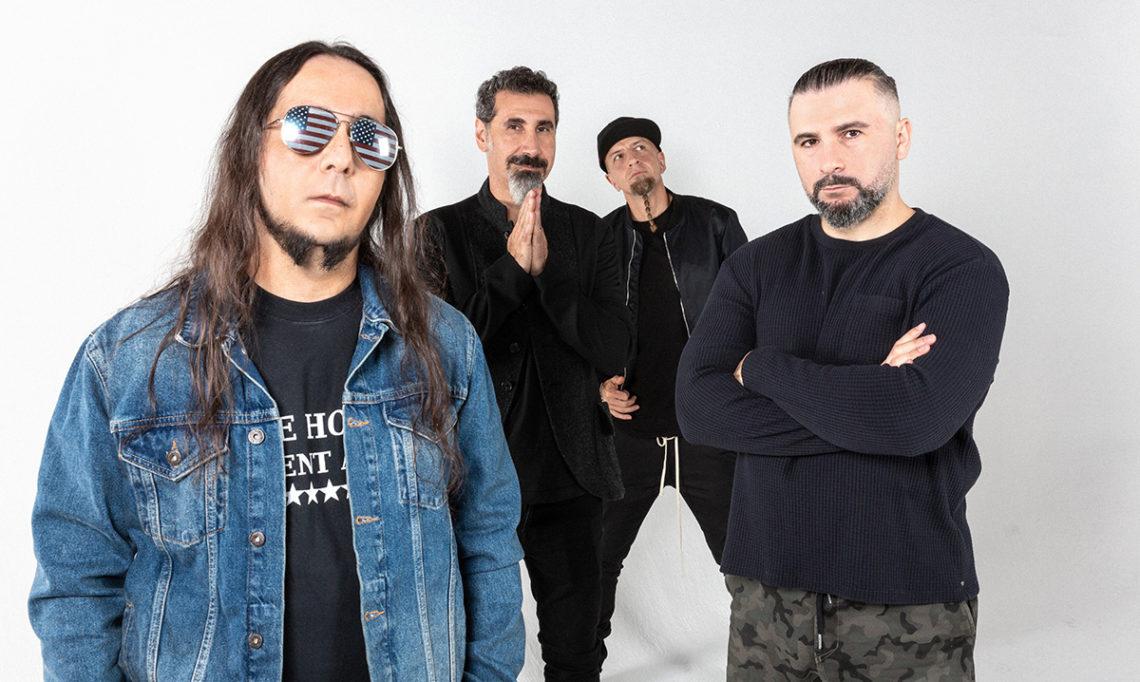Serj Tankian: «Ελπίζω ότι οι System of a Down θα κυκλοφορήσουν κι άλλα πράγματα» - Roxx.gr