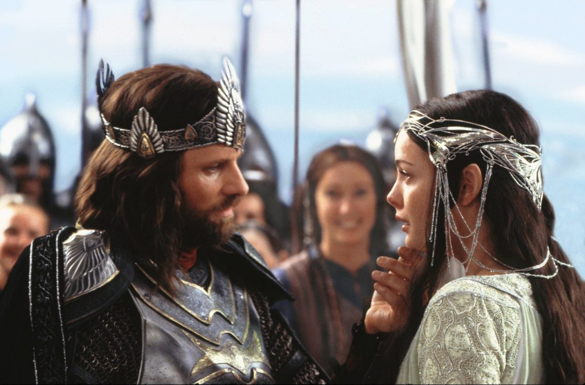 H σκηνή του Άραγκορν και της Άργουεν που γυρίστηκε αλλά δεν είδαμε ποτέ στον Άρχοντα των Δαχτυλιδιών - Roxx.gr